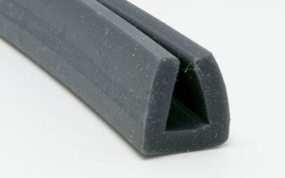 Osłona krawędzi 5 mm silikon termiczny, antracyt